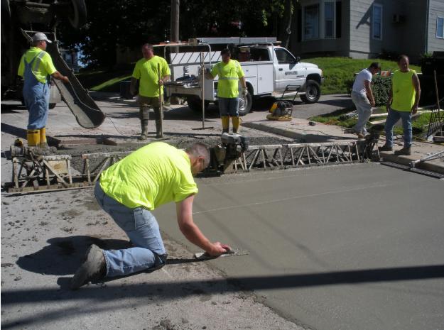 Concrete Driveways